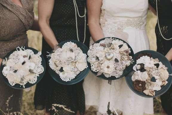 33 alternative bouquet ideas for non traditional brides rock n