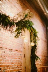 urban christmas bohemian wedding21