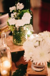 urban christmas bohemian wedding38