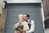 Lisa Jane Photography – Islington Metal Works Skull Wedding -043