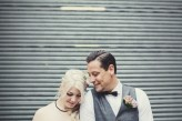 Lisa Jane Photography – Islington Metal Works Skull Wedding -045