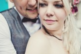 Lisa Jane Photography – Islington Metal Works Skull Wedding -054