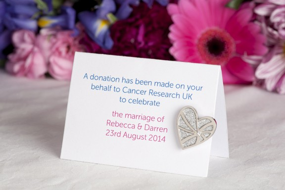 Wedding Favours That Save Lives · Rock N Roll Bride