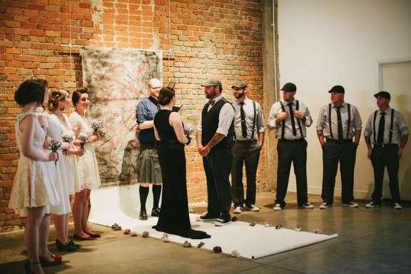 Art Gallery Wedding Galaxie Andrews 245