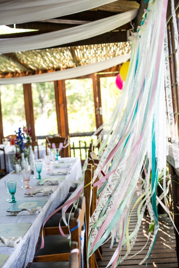 colourful boho south african wedding5
