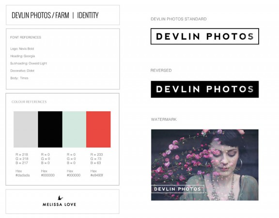 devin photos rebrand