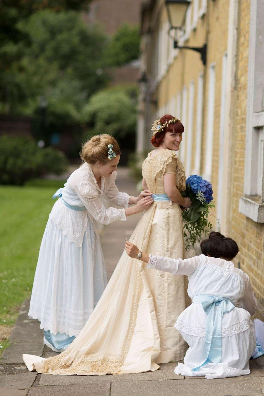 Edwardian Wedding Dresses 32 Inspirational edwardian wedding asylum chapel