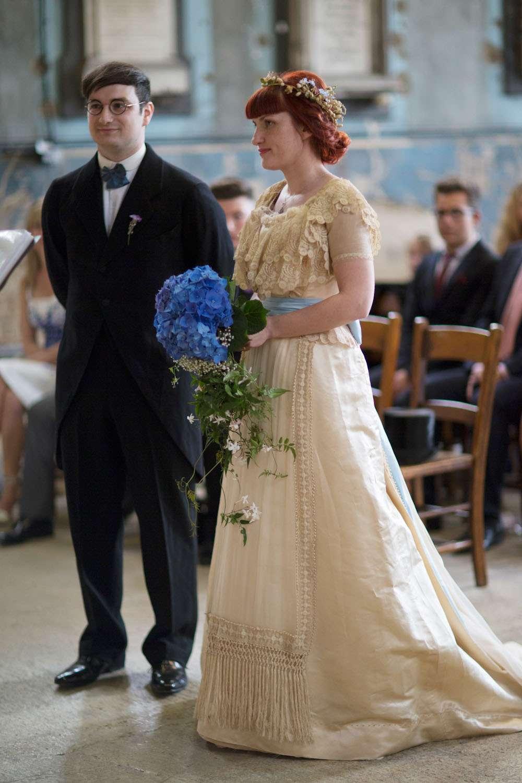 Edwardian Wedding Dresses 42 Fabulous edwardian wedding asylum chapel