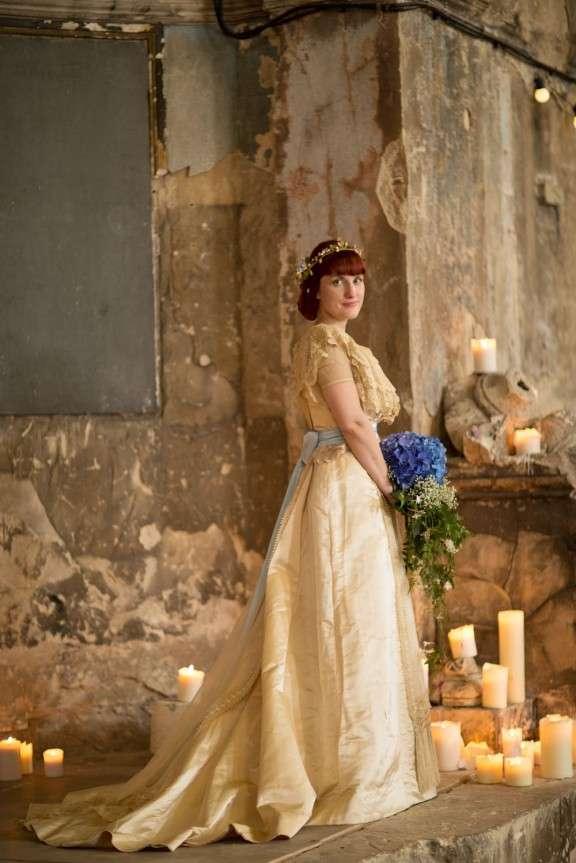 Edwardian Wedding Dresses 30 Epic edwardian wedding asylum chapel