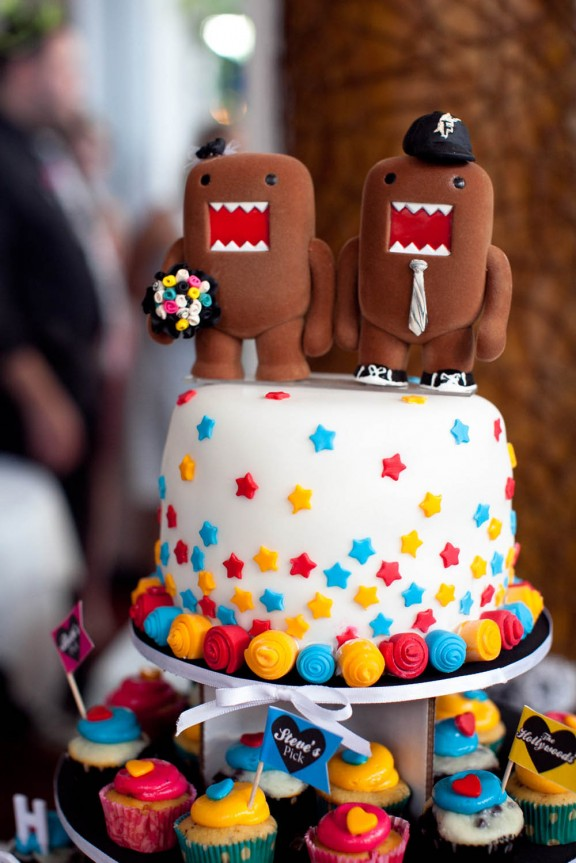 20 Geeky Wedding Cakes That Will Blow Your Socks Off Rock N Roll Bride