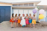 rainbow seaside wedding photography-99