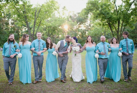 something blue tattooed barn wedding42