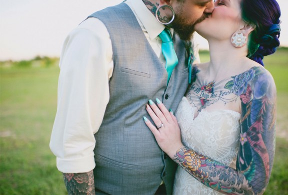 something blue tattooed barn wedding52