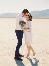 vegas dry lake beds wedding Gaby J Photography 105