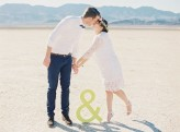 vegas dry lake beds wedding Gaby J Photography 111