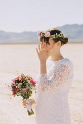 vegas dry lake beds wedding Gaby J Photography 16