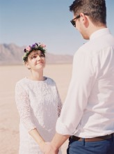vegas dry lake beds wedding Gaby J Photography 28