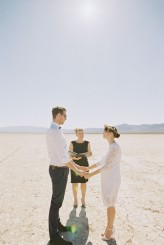 vegas dry lake beds wedding Gaby J Photography 36