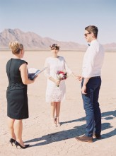 vegas dry lake beds wedding Gaby J Photography 4