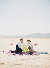 vegas dry lake beds wedding Gaby J Photography 70