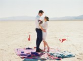 vegas dry lake beds wedding Gaby J Photography 87