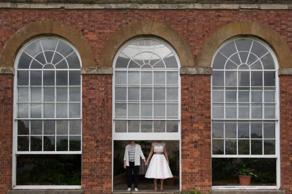 Calke Abbey Alternative Wedding
