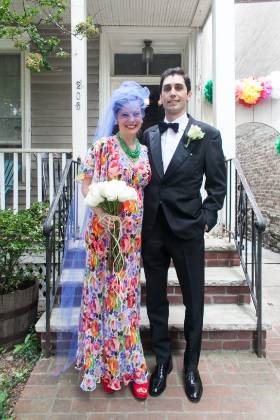 Thai Wedding Dresses Online 89 Elegant FreshBrooklynBackyardWedding HeatherPhelpsLipton