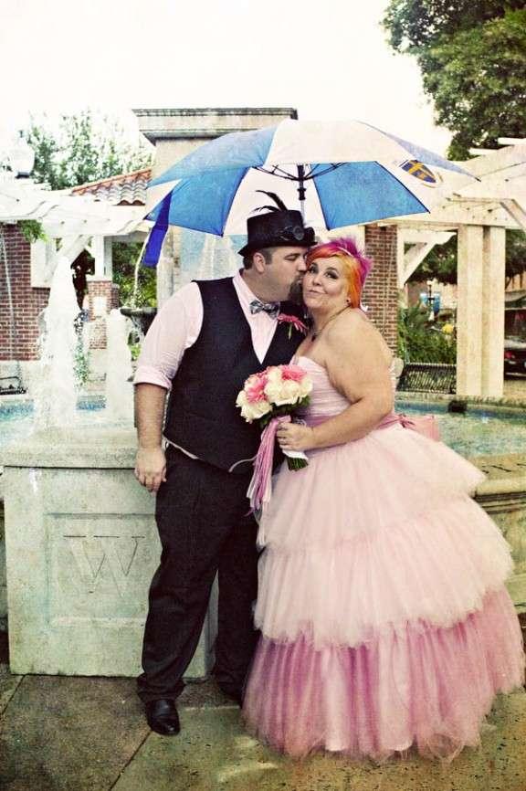 60 Astonishing Coloured Wedding Dresses Rock N Roll Bride