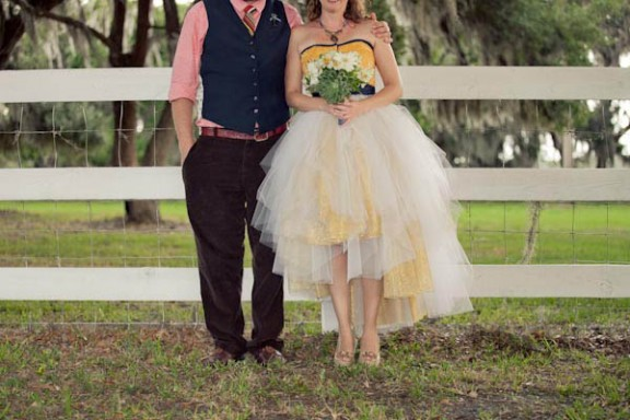 Quirky Wedding Dresses