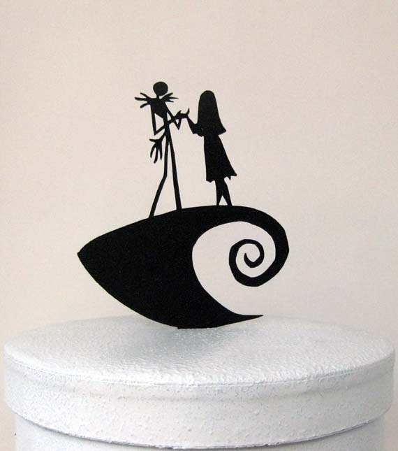 The Nightmare Before Christmas Jack & Sally