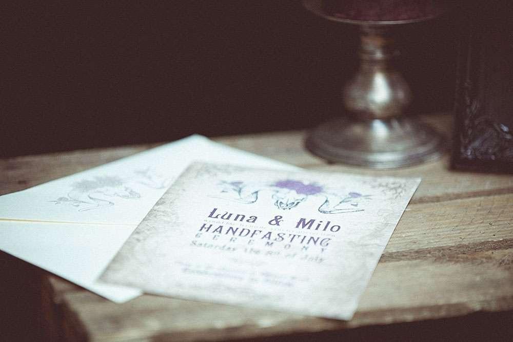 Pagan Wedding Ring 41 Vintage Paola De Paola Weddings