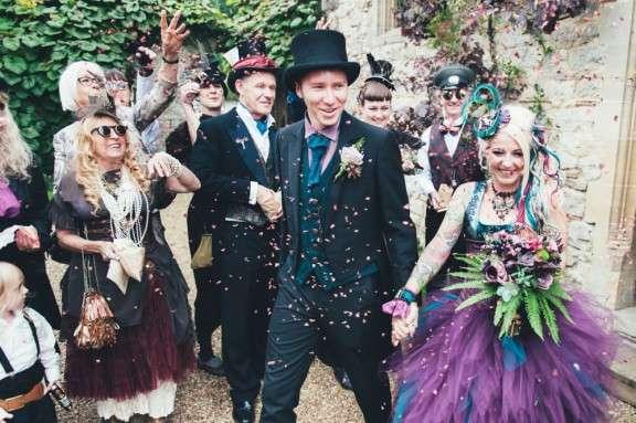 Steam Punk Wedding Dress 33 Popular Steam Punk Theme Ross