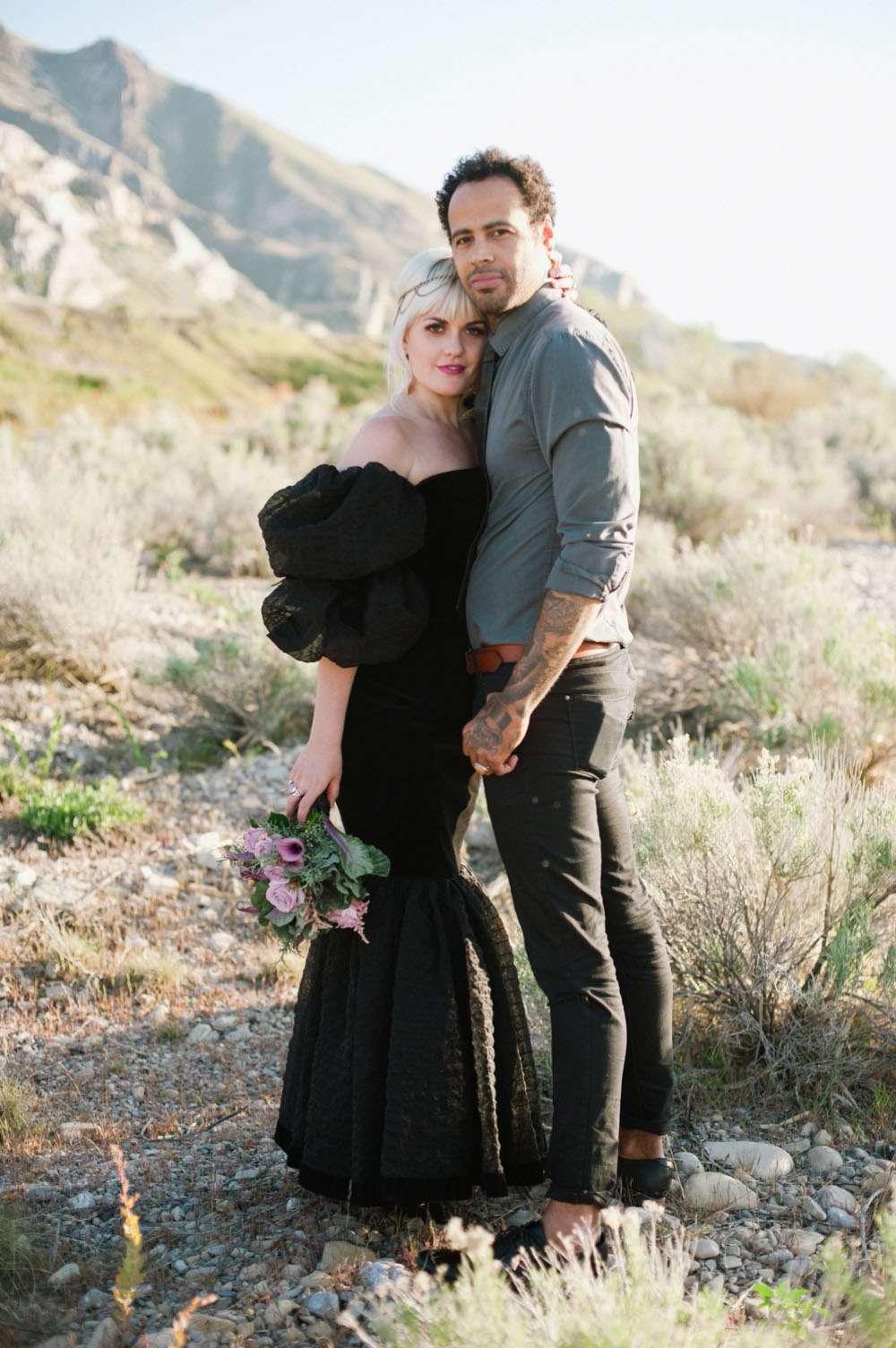 Wedding Black Dresses 84 Best blackdress amycloudphotography