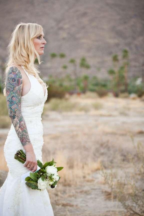 Невеста с татуировками