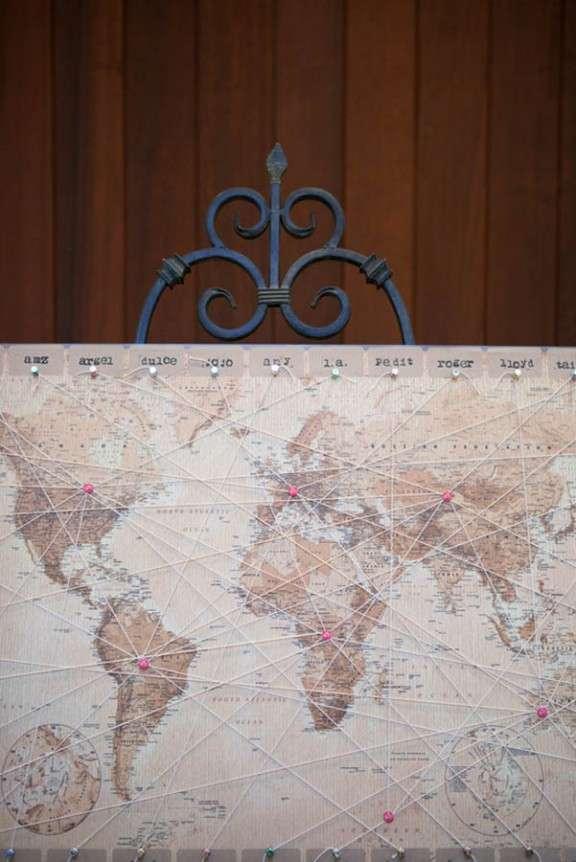 map table plan