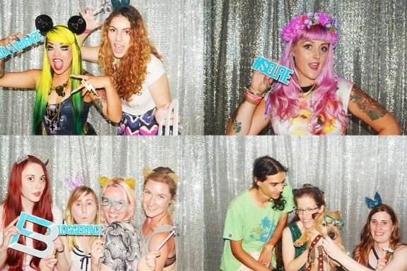 photo booth fishee designs