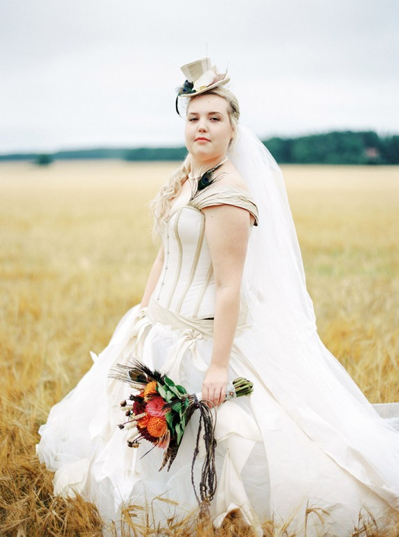 Steam Punk Wedding Dress 41 Fresh steampunk wedding adamamanda bridesphotography