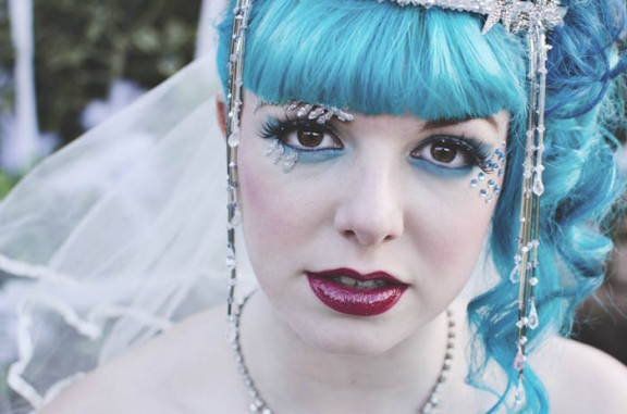 Winter Wonderland Wedding Makeup : 15 Unique Ideas for Winter Weddings ? Rock n Roll Bride