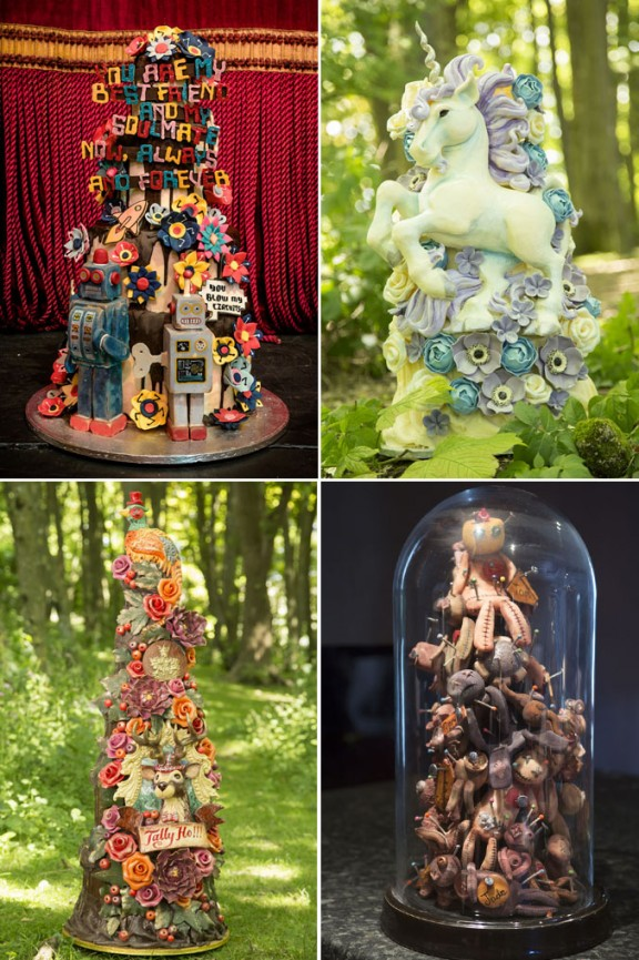 12 Most Expensive Celebrity Wedding Cakes - The Daily Meal