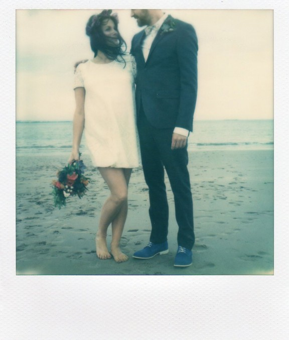 DIY family Anglesey beach wedding - Emma Case - 011