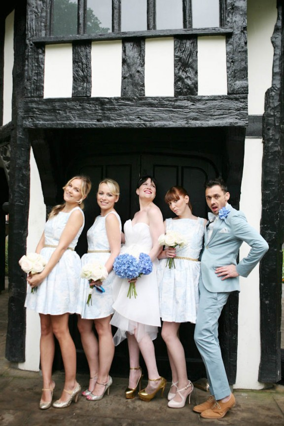 18 Alternative Outfit Ideas For Bridesmaids 183 Rock N Roll