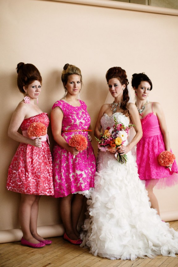 18 Alternative Outfit Ideas for Bridesmaids · Rock n Roll Bride