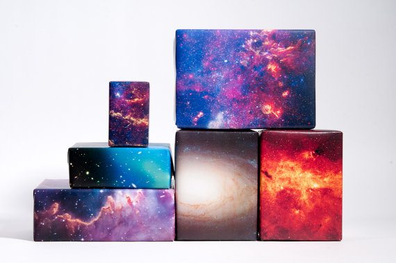 galaxy wrapping