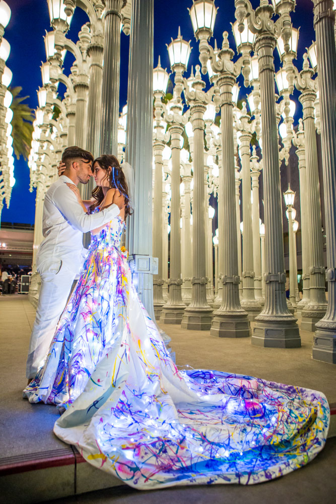 LED LOVE Laura Grier 47 - on the beach wedding dresses