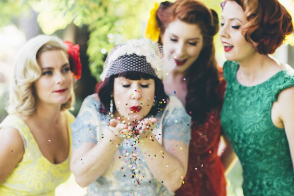 colourful diy mexican wedding9