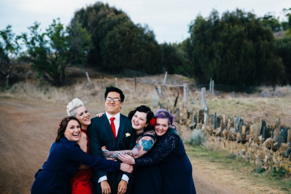 intimate tasmania wedding25