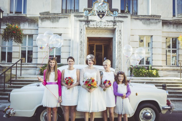 Retro Quirky London Wedding_ My Beautiful Bride (19)