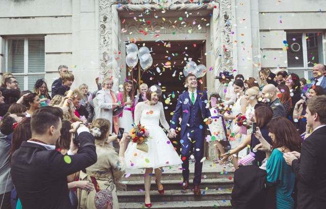 Retro Quirky London Wedding_ My Beautiful Bride (27)