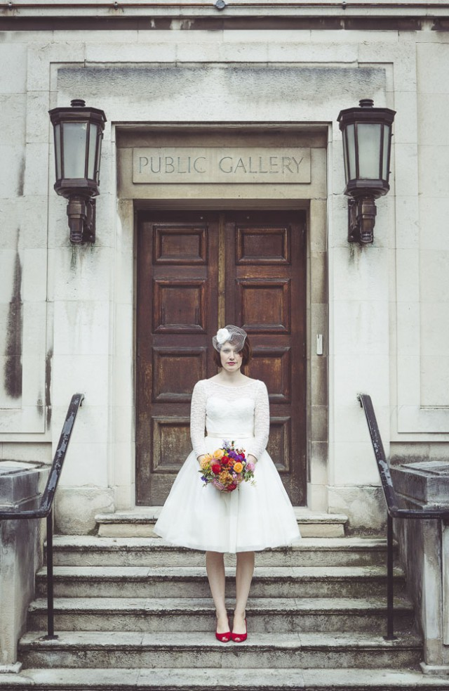 Retro Quirky London Wedding_ My Beautiful Bride (38)