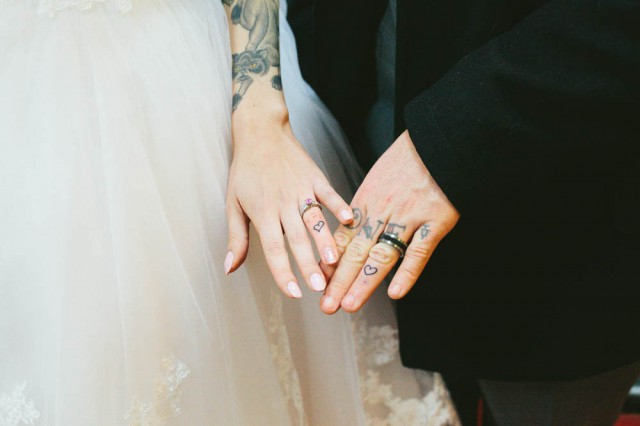 are wedding ring tattoos tacky (3)